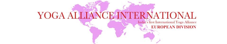 Yoga Alliance Europe Certification